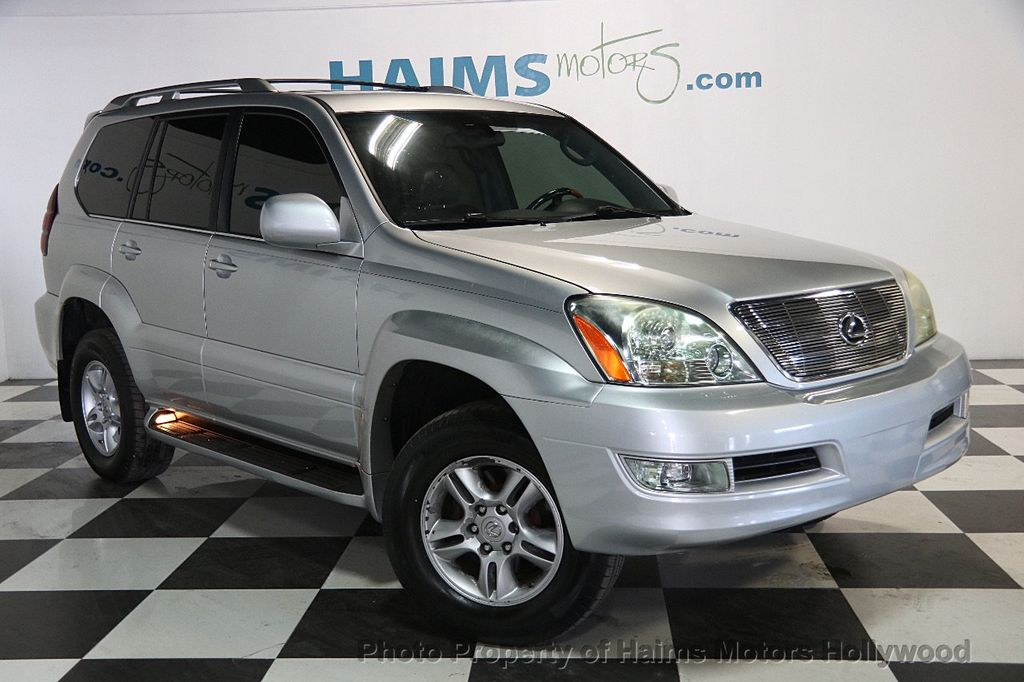 2006 Used Lexus GX 470 4dr SUV 4WD at Haims Motors Serving Fort ...