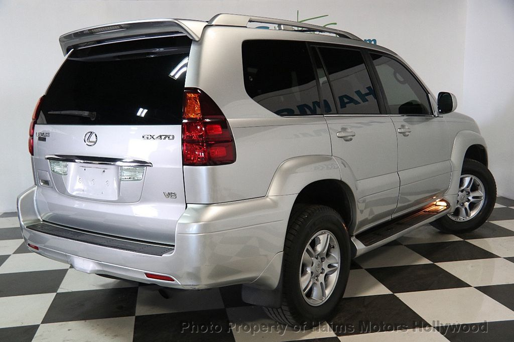 2006 used lexus gx 470 4dr suv 4wd at haims motors ft lauderdale serving lauderdale lakes fl. Black Bedroom Furniture Sets. Home Design Ideas