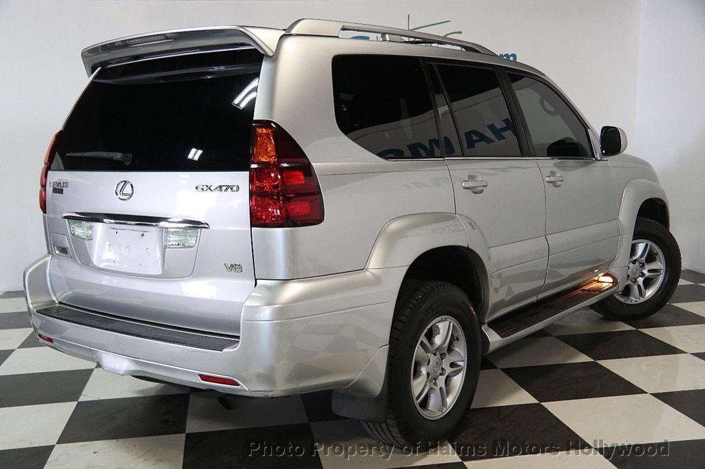 2006 Lexus GX 470 4dr SUV 4WD - 17263799 - 6