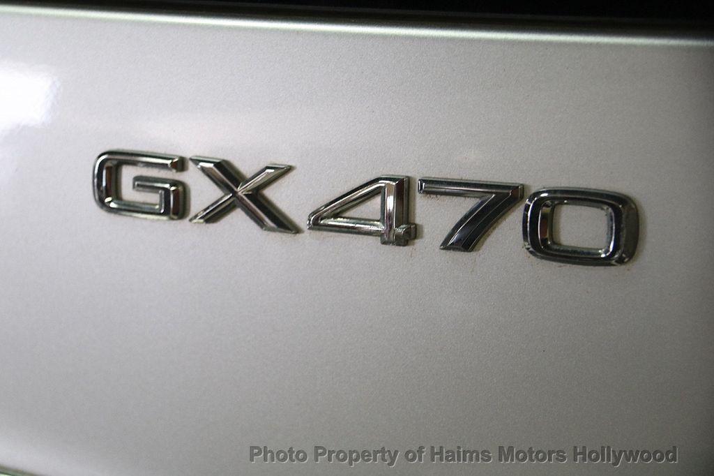 2006 Lexus GX 470 4dr SUV 4WD - 17263799 - 7