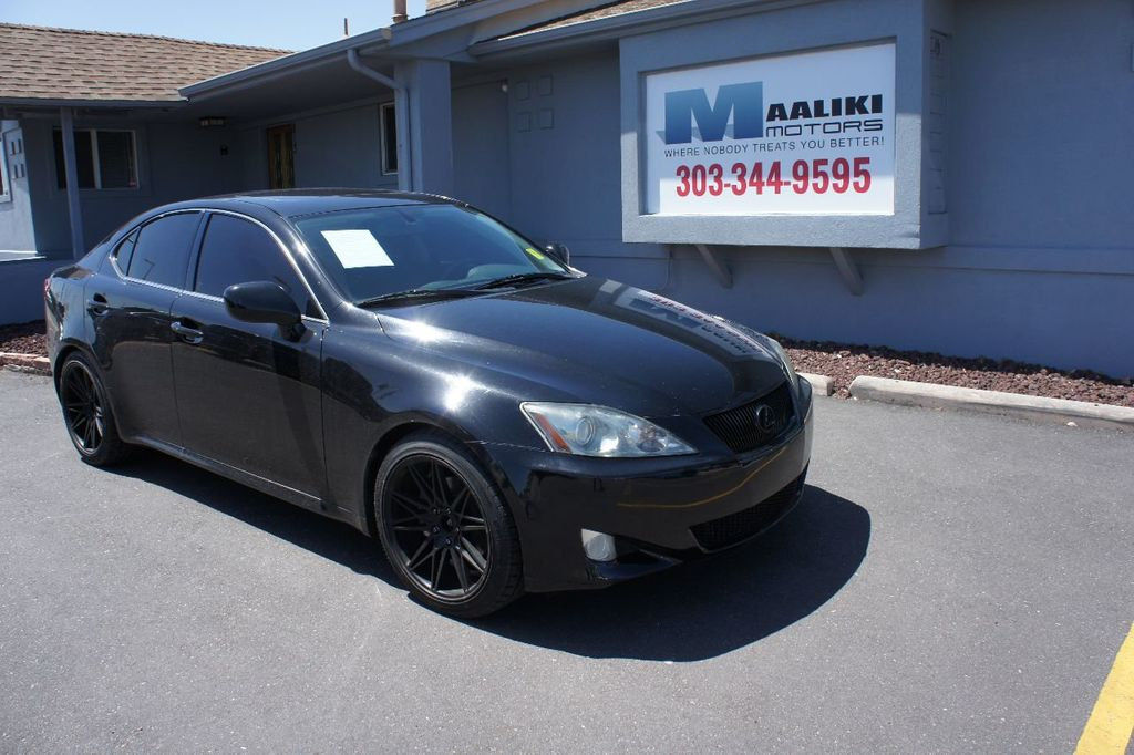 2006 Lexus IS 250 4dr Sport Sedan AWD Automatic - 17567327 - 0