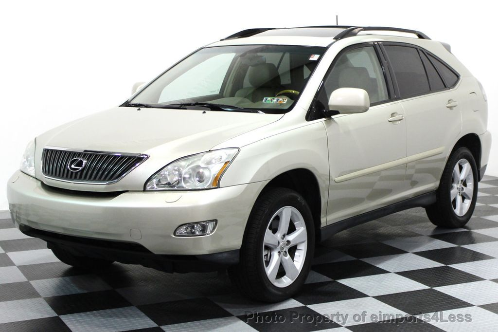 Used Lexus Rx Awd Suv Camera Navigation At