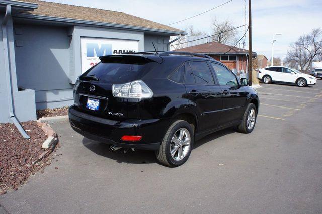 2006 Used Lexus RX 400h 4dr Hybrid SUV AWD at Maaliki Motors Serving  Aurora, Denver, CO, IID 18728867