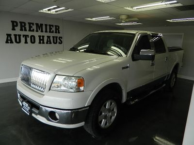 2006 Lincoln Mark LT 2006 LINCOLN MARK LT SUPERCREW 4X4 TRUCK  - Click to see full-size photo viewer