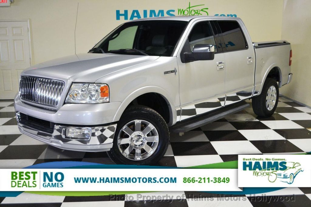 2006 Lincoln Mark Lt 4wd Supercrew 139 14045928