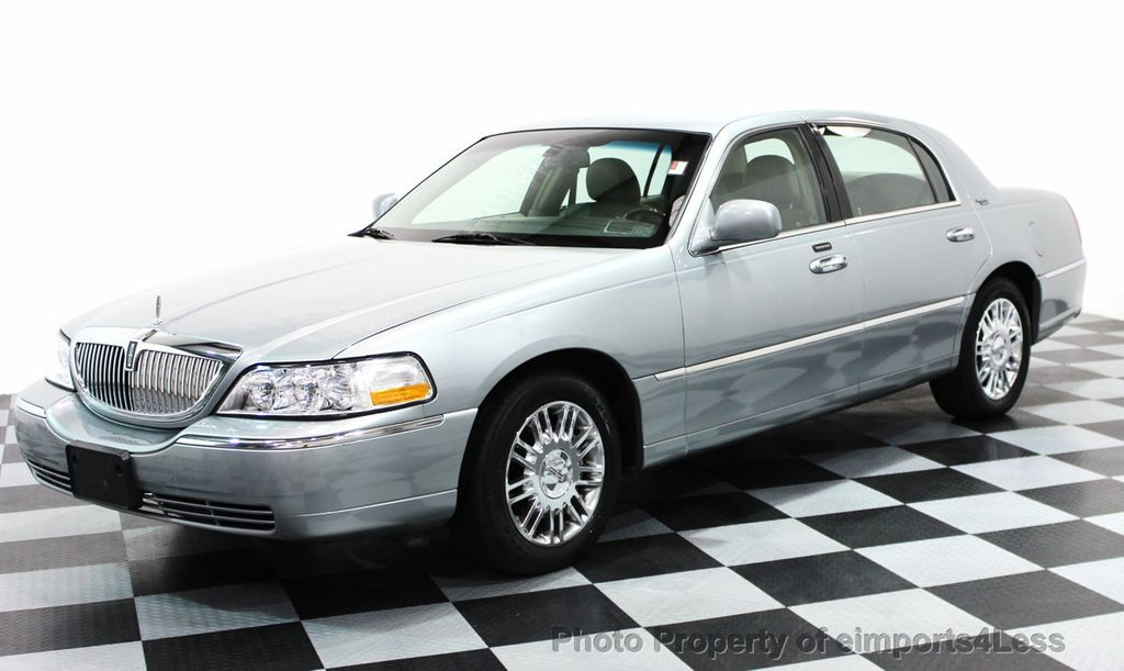 Attrayant 2006 Lincoln Town Car 4dr Sedan Signature Limited   15853669   0
