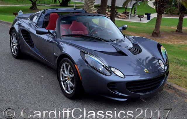 2006 Lotus Elise 2dr Convertible - Click to see full-size photo viewer