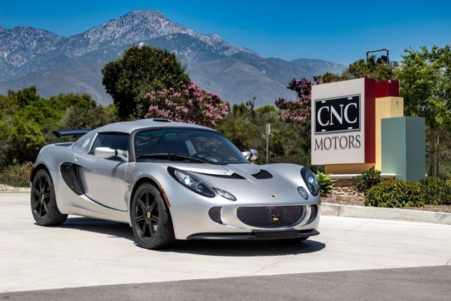2006 Lotus Exige 2dr Coupe