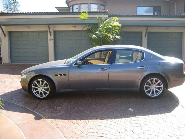 Used Maserati Quattroporte >> 2006 Used Maserati Quattroporte Base Trim At Sports Car Company Inc