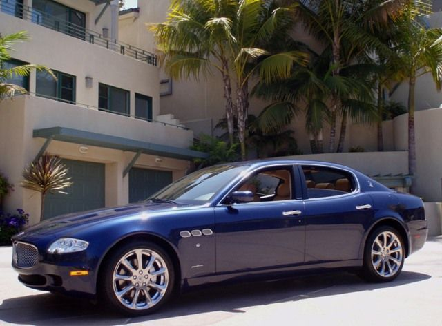 2006 Used Maserati Quattroporte Executive Gt Edition At