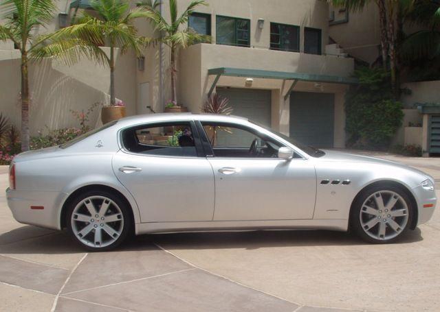 Maserati granturismo 2006