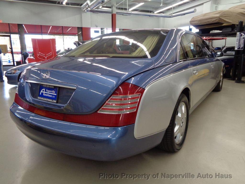 2006 Maybach 62 4dr Sedan - 18160391 - 9