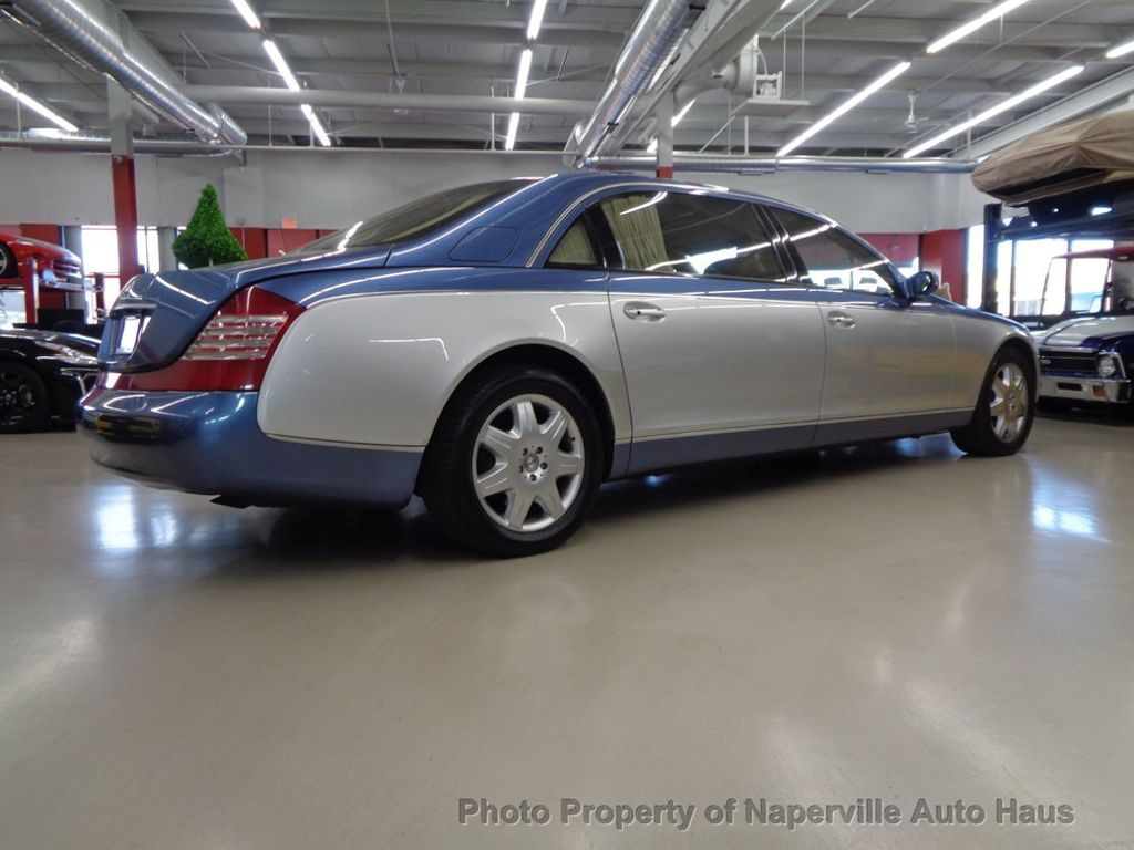 2006 Maybach 62 4dr Sedan - 18160391 - 10