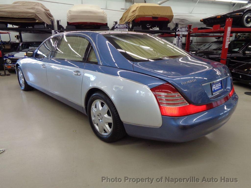 2006 Maybach 62 4dr Sedan - 18160391 - 14