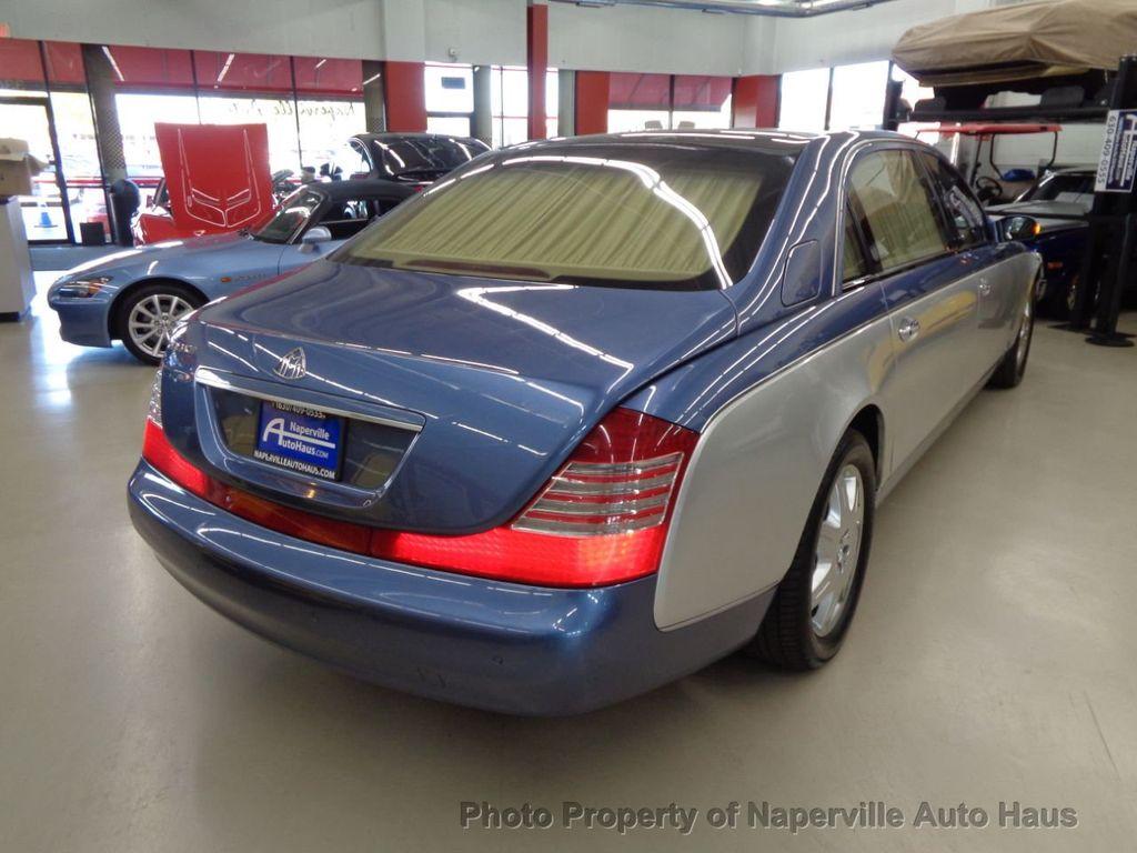 2006 Maybach 62 4dr Sedan - 18160391 - 16
