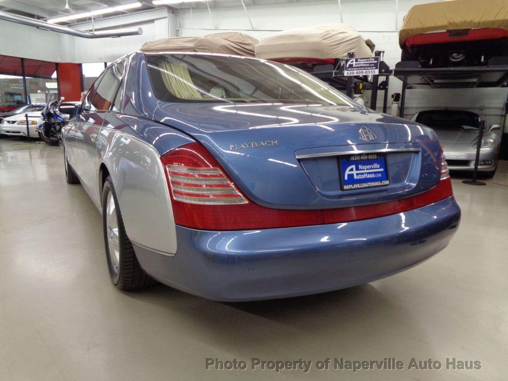 2006 Maybach 62 4dr Sedan - 18160391 - 19