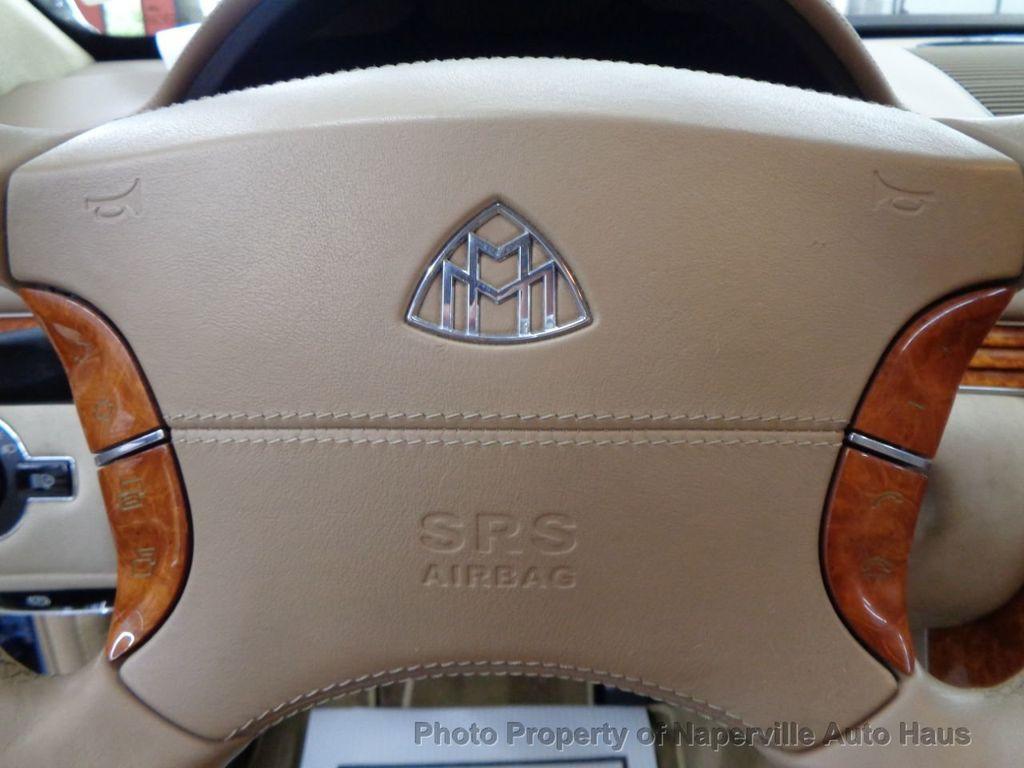 2006 Maybach 62 4dr Sedan - 18160391 - 26