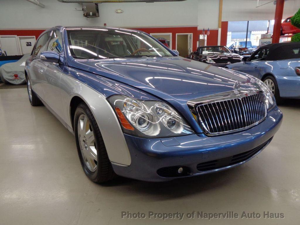 2006 Maybach 62 4dr Sedan - 18160391 - 2
