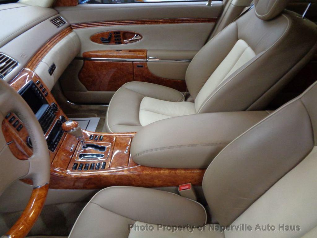 2006 Maybach 62 4dr Sedan - 18160391 - 28