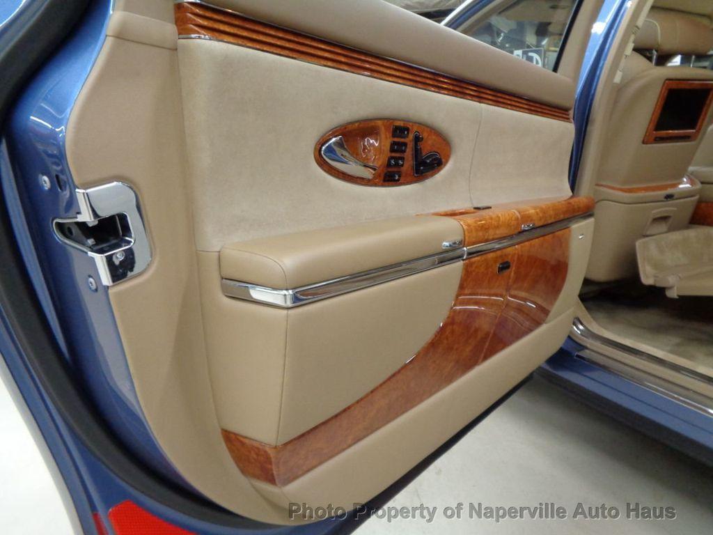 2006 Maybach 62 4dr Sedan - 18160391 - 33