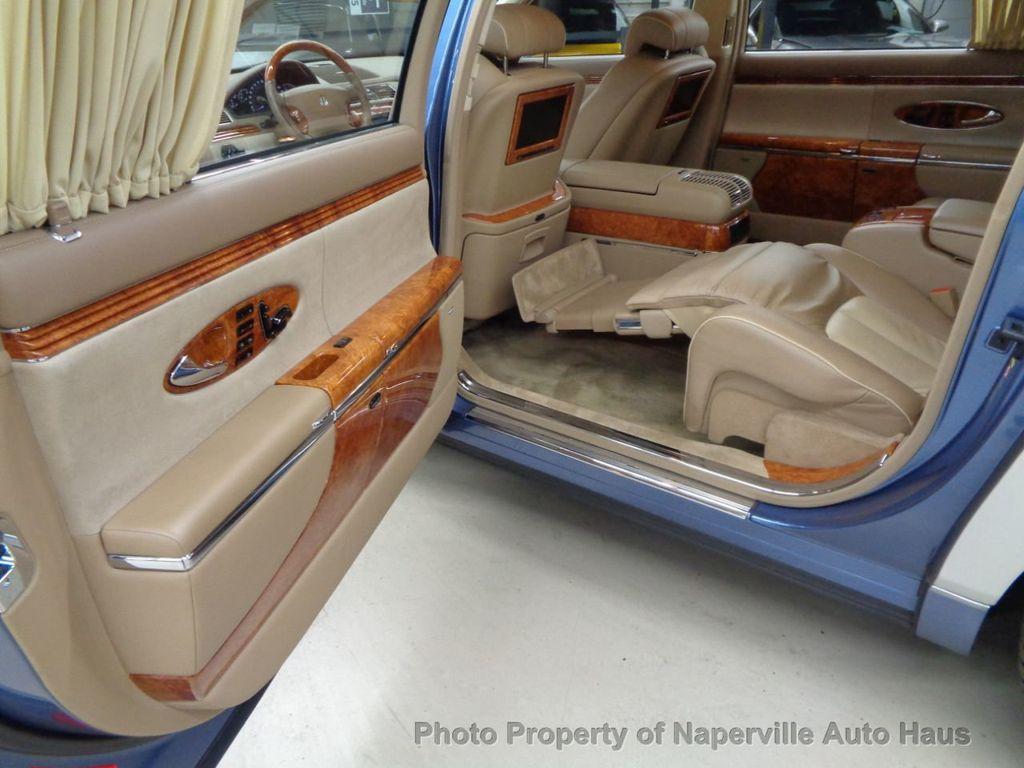 2006 Maybach 62 4dr Sedan - 18160391 - 34