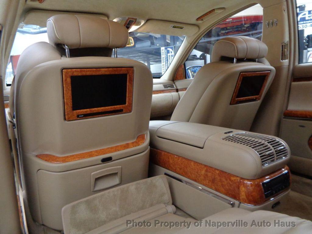 2006 Maybach 62 4dr Sedan - 18160391 - 36