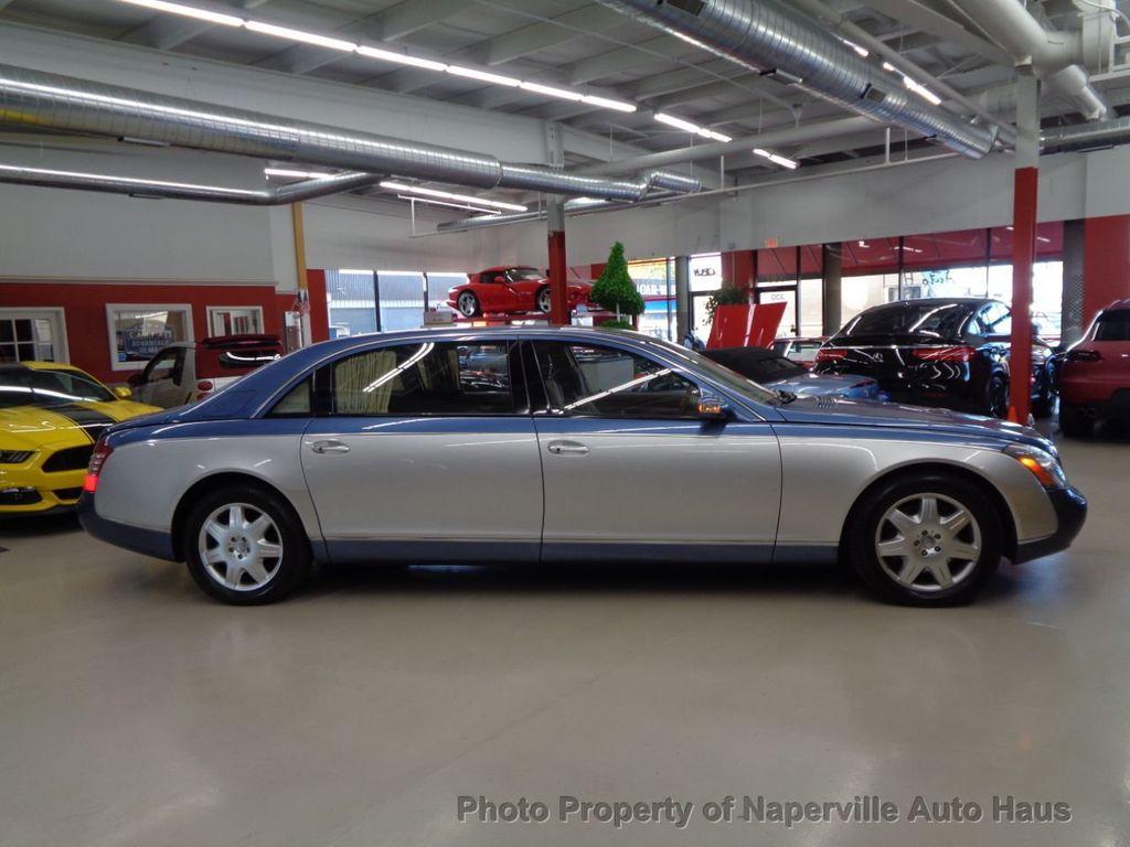 2006 Maybach 62 4dr Sedan - 18160391 - 3