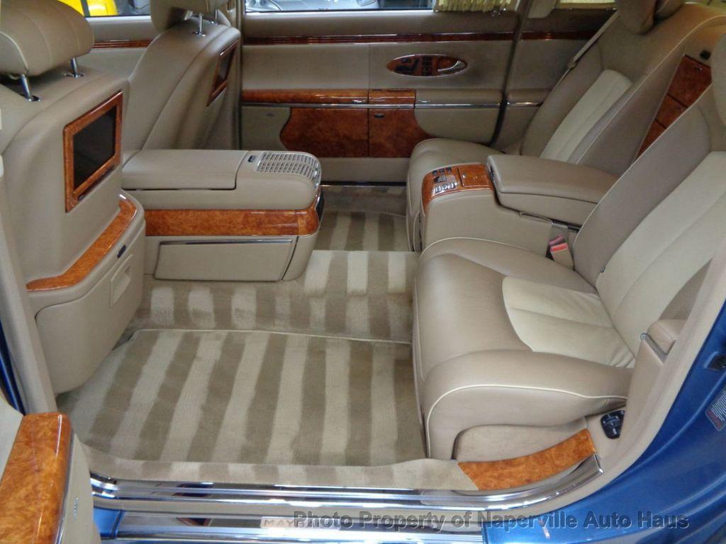 2006 Maybach 62 4dr Sedan - 18160391 - 40