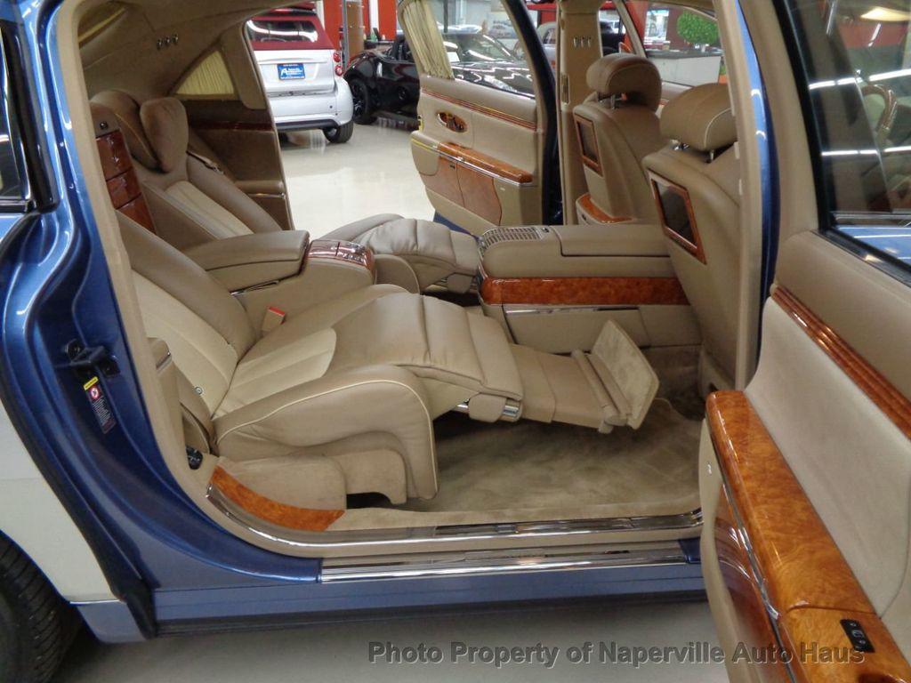 2006 Maybach 62 4dr Sedan - 18160391 - 48