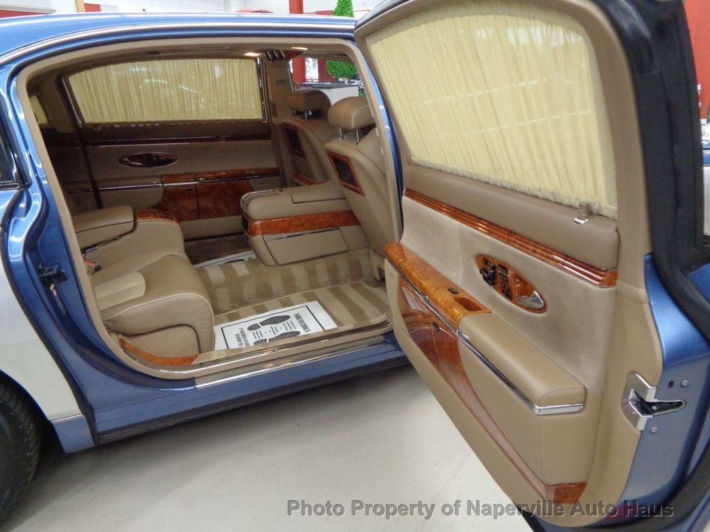 2006 Maybach 62 4dr Sedan - 18160391 - 50