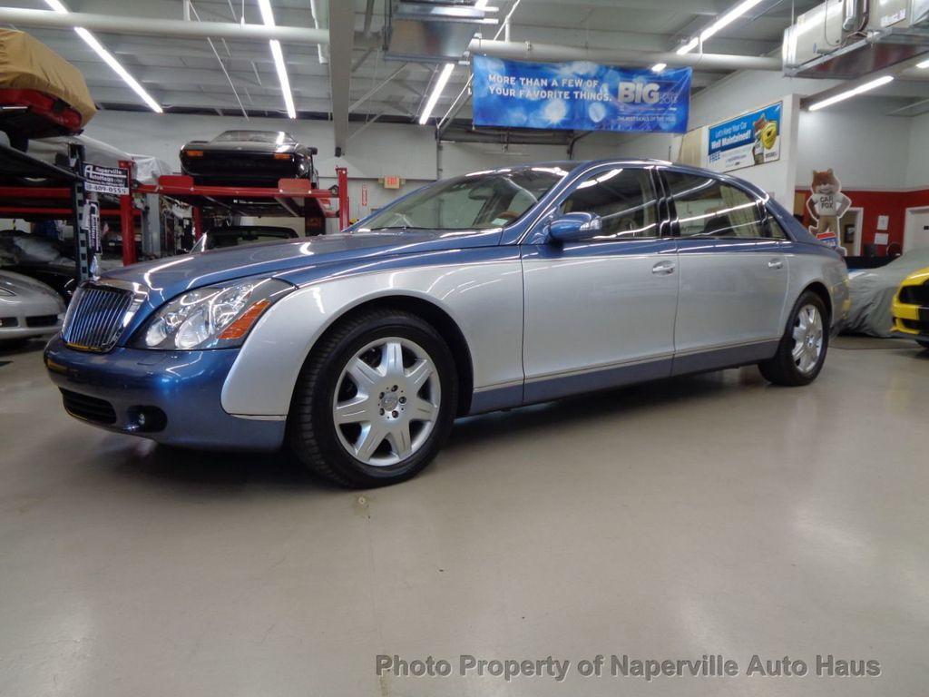 2006 Maybach 62 4dr Sedan - 18160391 - 5