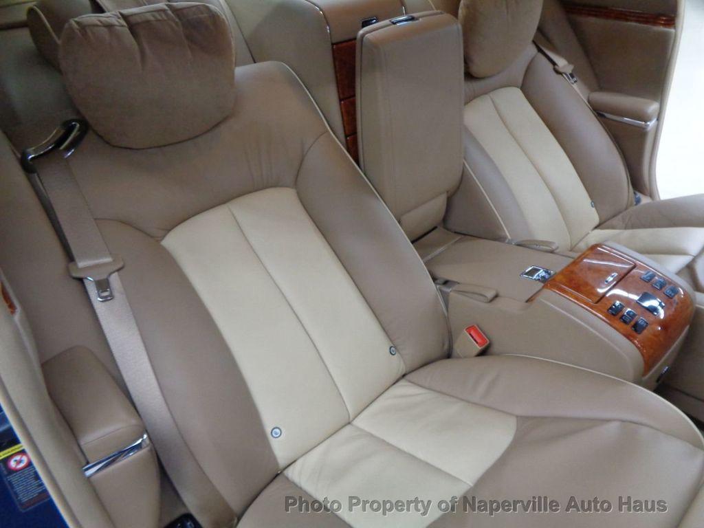 2006 Maybach 62 4dr Sedan - 18160391 - 63