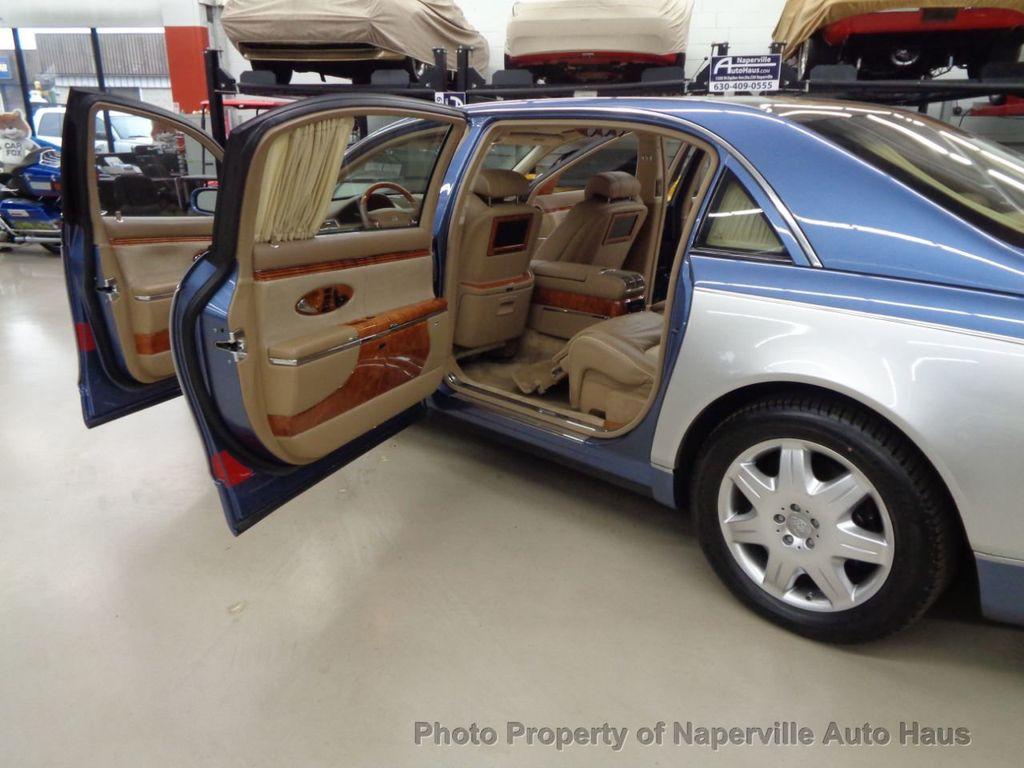 2006 Maybach 62 4dr Sedan - 18160391 - 67