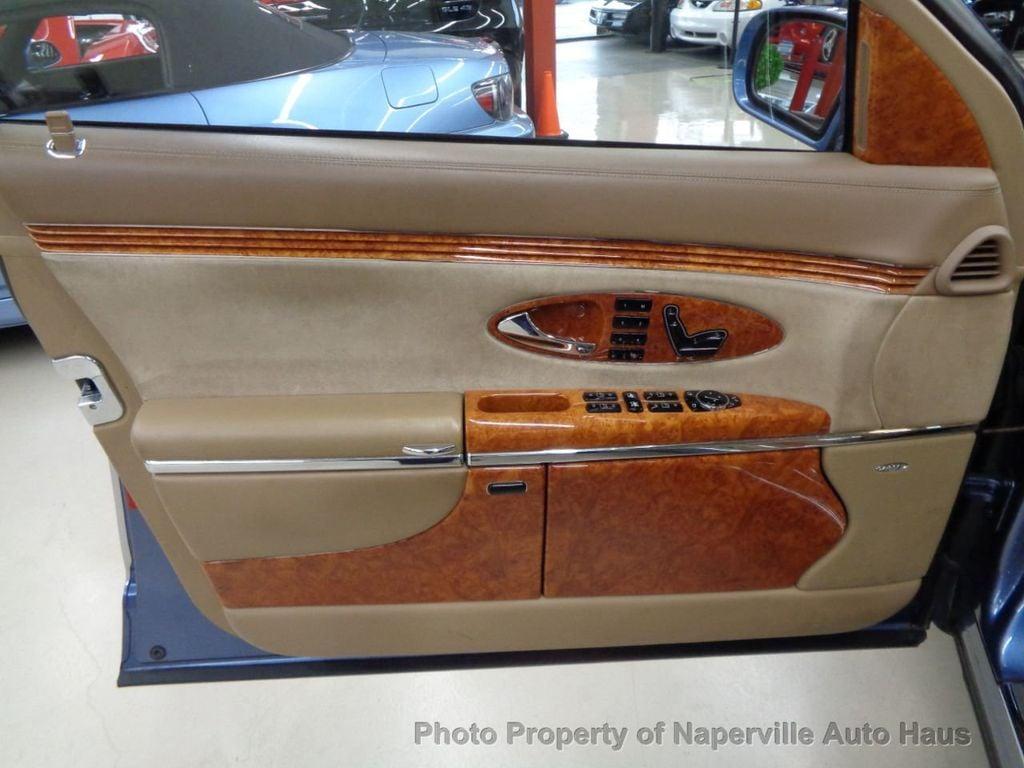 2006 Maybach 62 4dr Sedan - 18160391 - 75