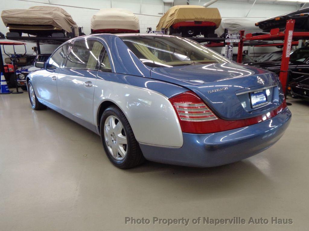 2006 Maybach 62 4dr Sedan - 18160391 - 7