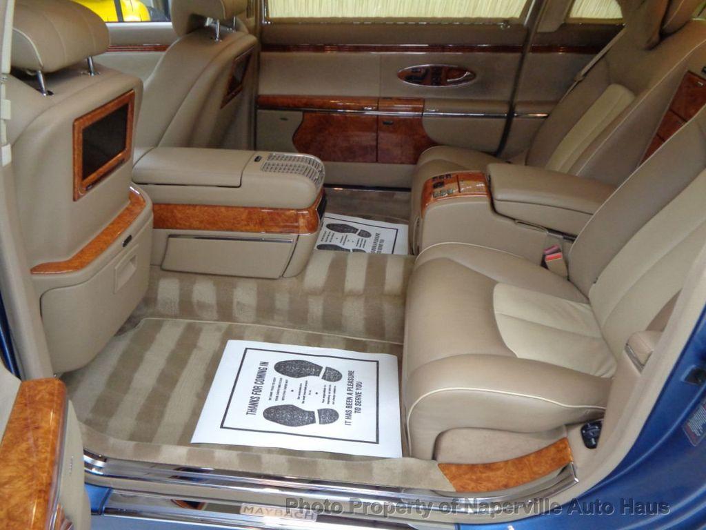 2006 Maybach 62 4dr Sedan - 18160391 - 94