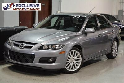 2006 Mazda Mazdaspeed6 Grand Touring AWD Sedan