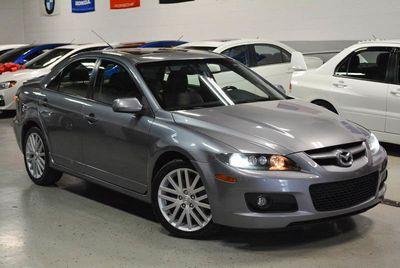 2006 Mazda Mazdaspeed6 Grand Touring AWD - Click to see full-size photo viewer