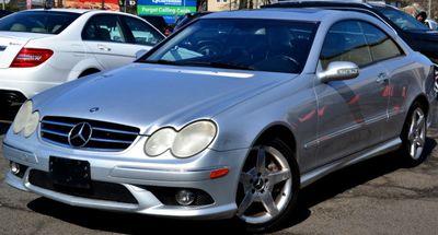 2006 used mercedes-benz clk500 navigation sport amg pkg.xenon