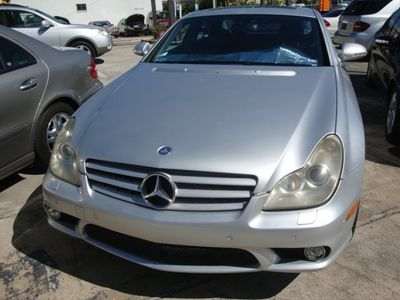 2006 Mercedes-Benz CLS CLS55 4 MATIC Coupe