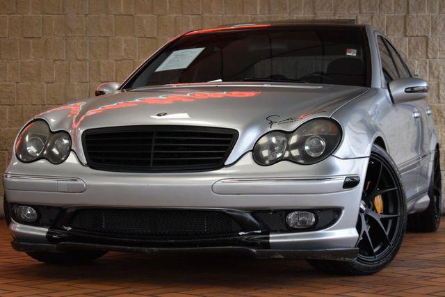2006 Used Mercedes-Benz C-Class C230 4dr Sport Sedan 2 5L at Driven Auto  Sales Serving Burbank, IL, IID 18729315