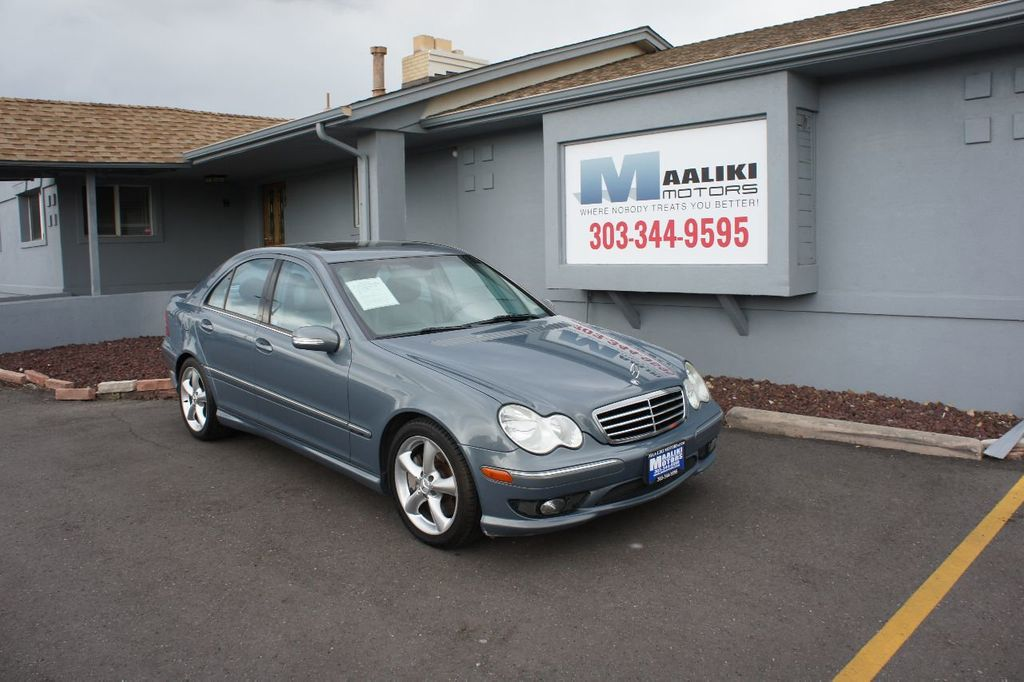 2006 Mercedes-Benz C-Class C230 4dr Sport Sedan 2.5L - 17720120 - 0