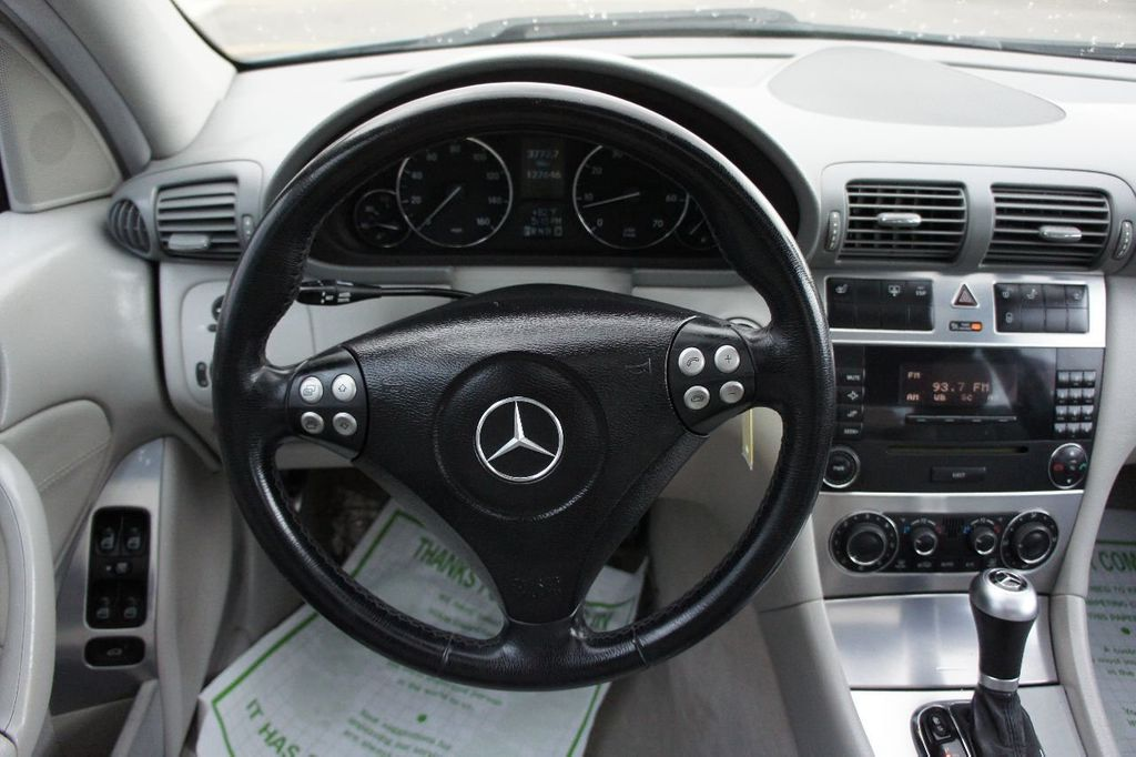 2006 Mercedes-Benz C-Class C230 4dr Sport Sedan 2.5L - 17720120 - 10