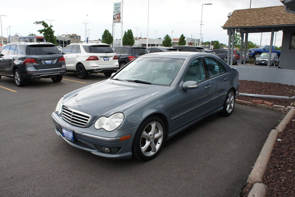 2006 Mercedes-Benz C-Class C230 4dr Sport Sedan 2.5L - 17720120 - 1