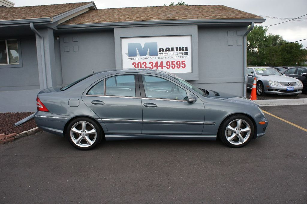 2006 Mercedes-Benz C-Class C230 4dr Sport Sedan 2.5L - 17720120 - 2
