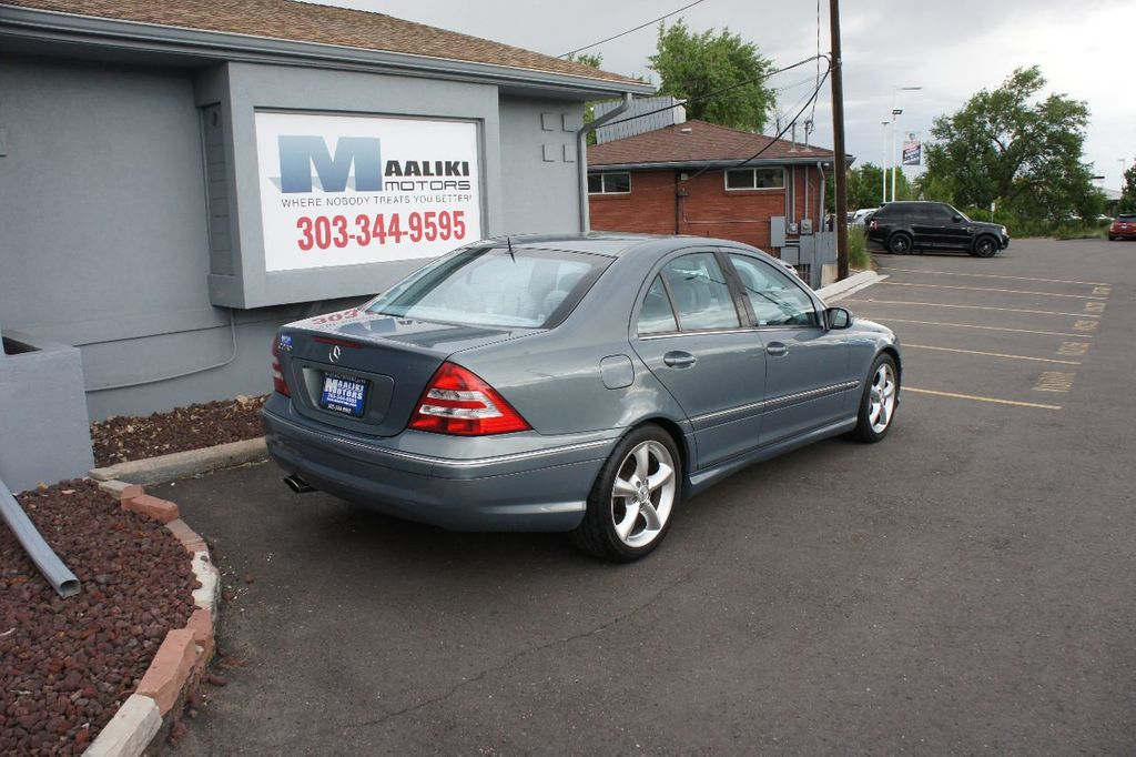 2006 Mercedes-Benz C-Class C230 4dr Sport Sedan 2.5L - 17720120 - 3