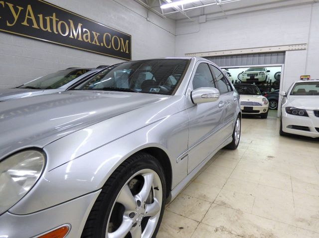 2006 Mercedes-Benz C-Class C230 4dr Sport Sedan 2.5L - Click to see full-size photo viewer