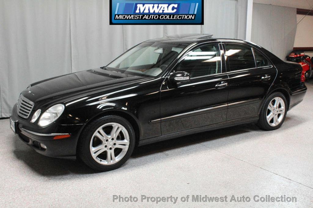 2006 Mercedes Benz E Class E350 4dr Sedan 3.5L   17948779   1