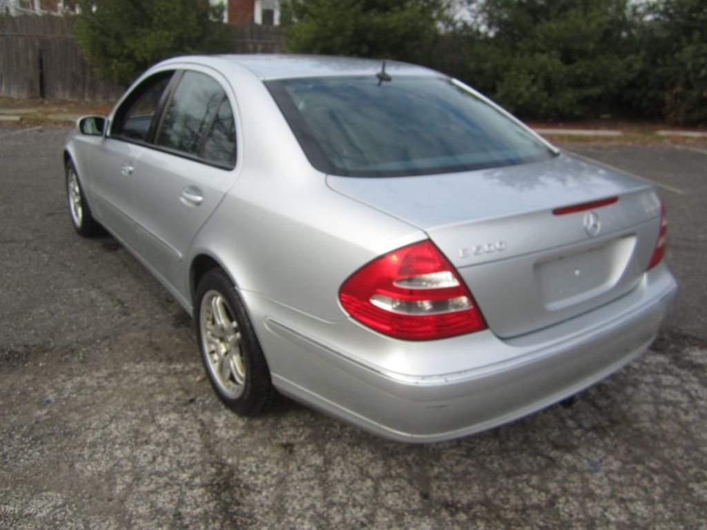 2006 used mercedes benz e class e500 4matic 5 0l v8 at for Mercedes benz contact us