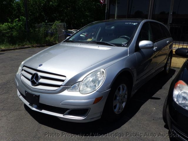 Lovely 2006 Mercedes Benz R350 Not Specified   4JGCB65E26A011305   0